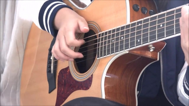 BTS-Not Today, Guitar Cover