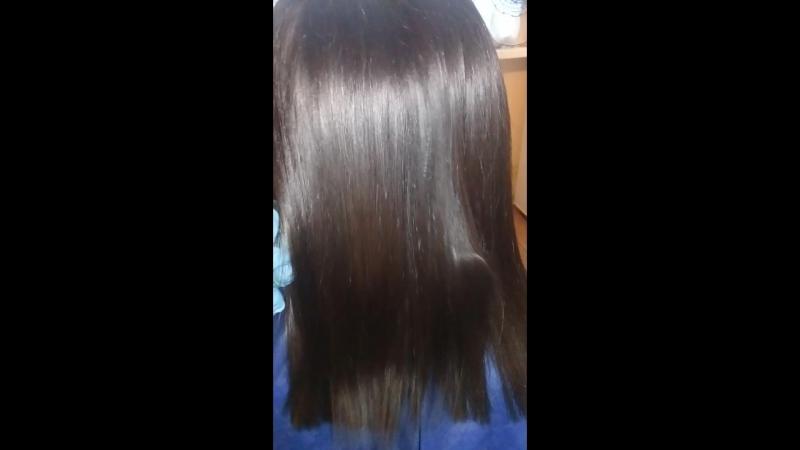 Ботокс волос для Ксении