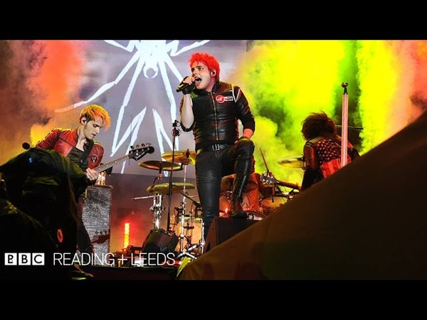My Chemical Romance - S/C/A/R/E/C/R/O/W Live Reading Festival 2011