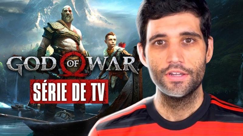 Serie de TV de God of War, jogo cancelado e Pokemon MILIONÁRIO