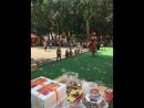 День шоколада в парке Солнечный ветер