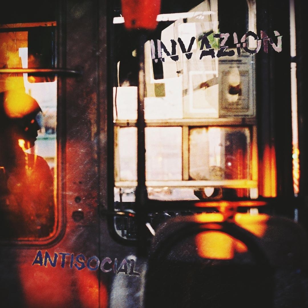 InvaZion - Antisocial (Single)
