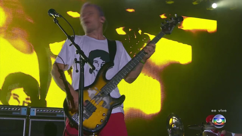 Red Hot Chili Peppers - Rock in Rio 2011 (24-09-2011)