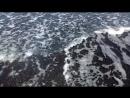 о Бали пляж с вулканическим песком