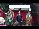 TANZWUT -- завершающий фрагмент пьессы «Wie der Spielmann dem TEUFEL das Fürchten lehrte»