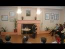 Поэтическая мастерская Мастер-класс по риторике и декламации с актрисой актрисой Санкт-Петербургского театра музыкальной комед