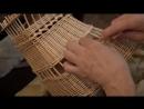 Плетение из лозы Светильник БРА Wickerwork