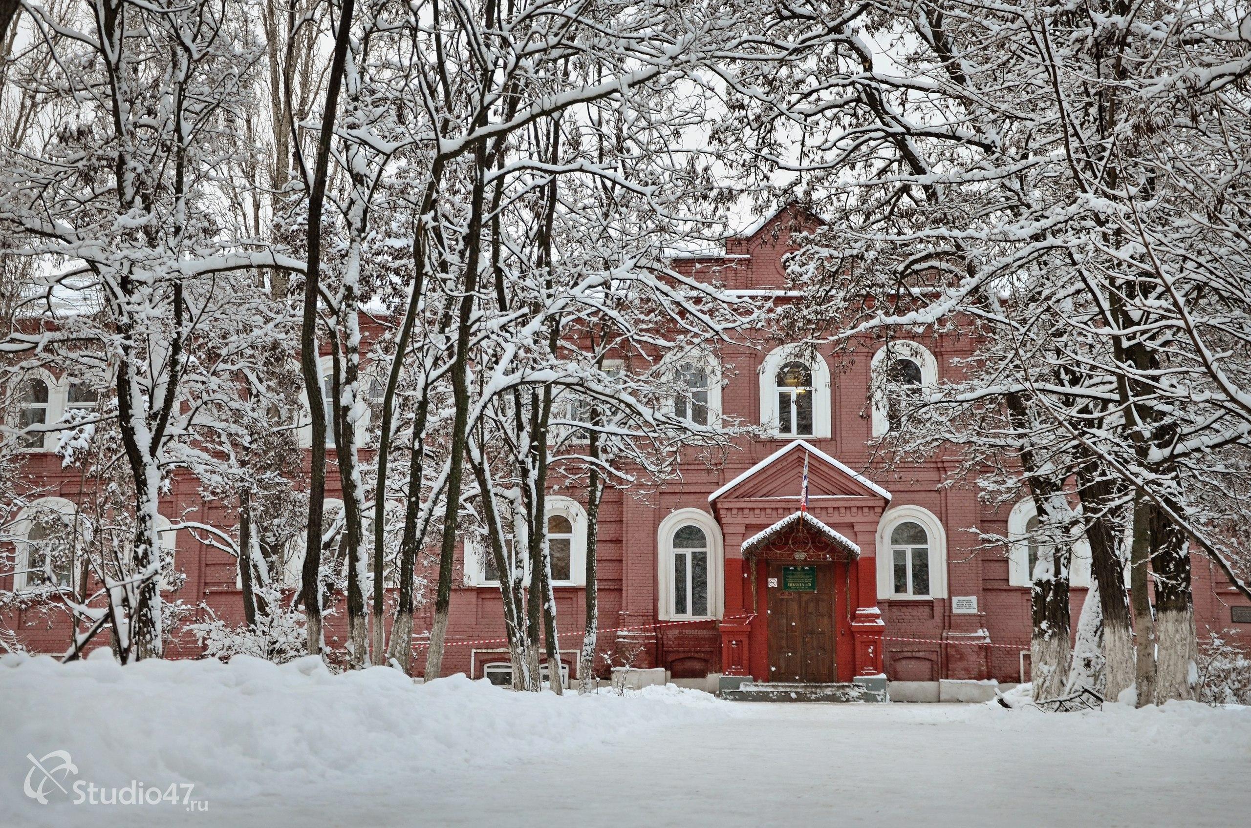 Борисоглебская школа 5