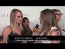 Интервью для программы «ET Canada» на вечеринке «Женщины в Голливуде», организованной журналом «Elle»   16 октября 2017 (русски