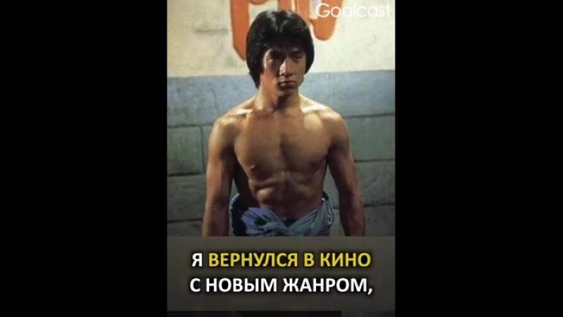 История известного киноактёра