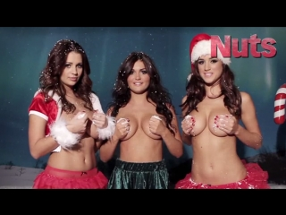 Holly Peers - Nuts 2011-12 Xmas Special [with Rosie Jones and India]