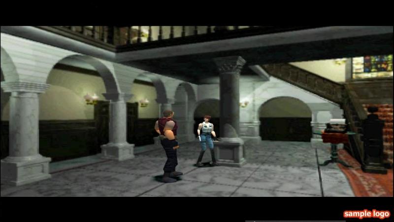 Прохождение Resident Evil 1 Directors cut,Uncut