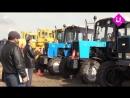 В ООО Ястро прошел технический осмотр тракторов и другой техники