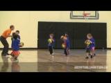 С какого возраста занимаются баскетболом в Америке