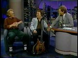 Jack Bruce &amp Ginger Baker @ The David Letterman Show 1991