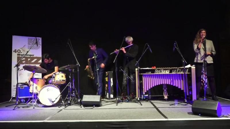 TIME - Gunter Hampel Music and Dance Improvisation company- Jazz festival Göttin