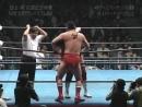 1996 04 20 Steve Williams vs Akira Taue