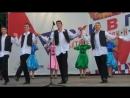 Костя Журавлев дебютное выступление еврейский танец 8 июля 2018 г