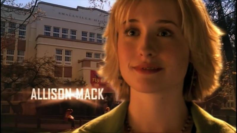 Заставка из сериала Тайны Смолвиля (сериал 2001 – 2011)