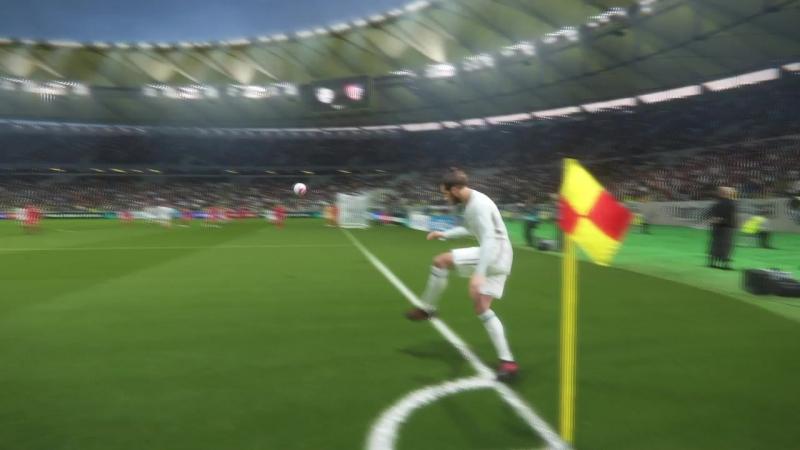 Real Madrid (MD White) 6-1 Cagliari Calcio ⁄⁄ PS4 Slim ⁄⁄ 720pHD