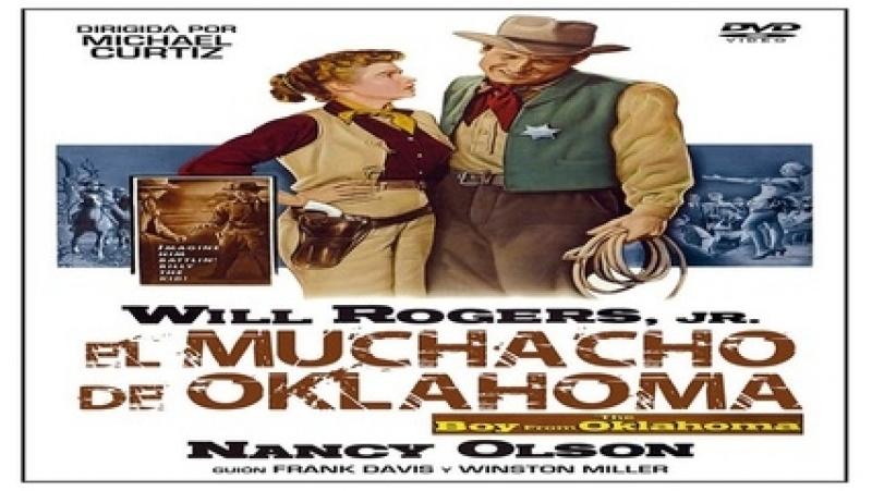 Western.-El muchacho de Oklahoma.-(1954).Español 3