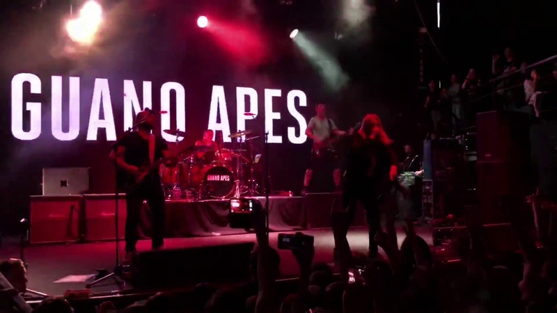 Guano Apes Live in 14 04 18 video Alex Kornyshev
