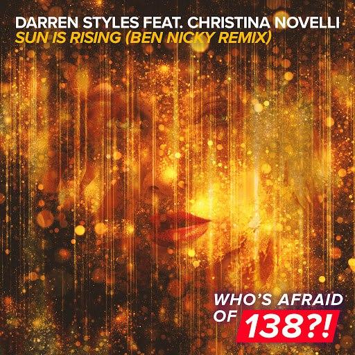Darren Styles альбом Sun Is Rising (Ben Nicky Remix)