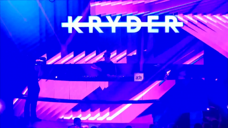 Kryder Live @ 5 Years of Protocol ¦ ADE 2017