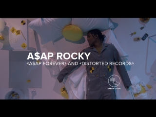 A$AP Rocky — «A$AP Forever» and «Distorted Records» (Live on Jimmy Fallon)