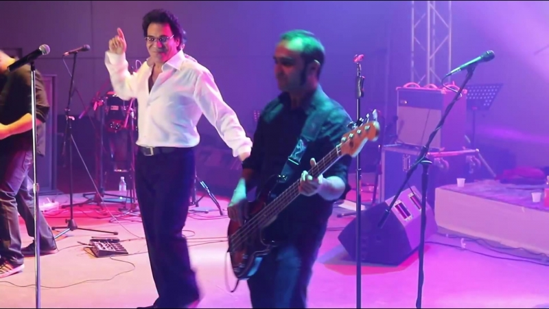 Andy - Cheshmayeh Naz (Live)