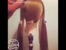 причёска на длинные волосы