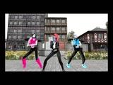 MMD Dance Psy - Gentleman