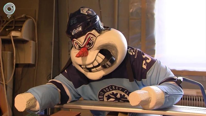 Большой сюжет телеканала ОТС о хоккейном клубе Сибирь.