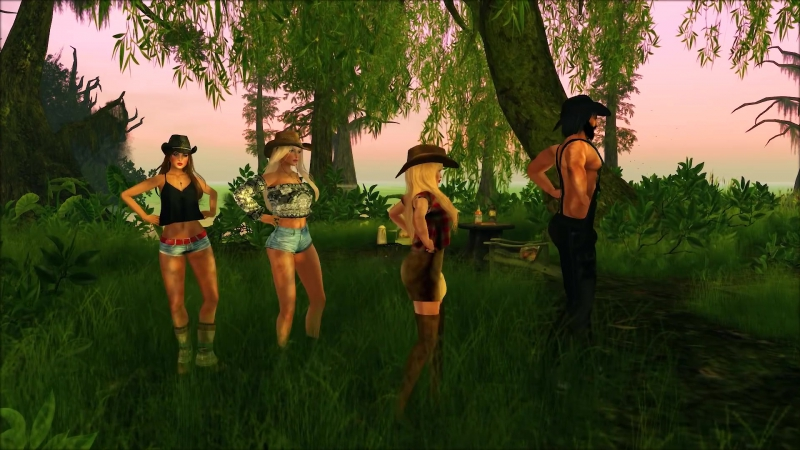 The Dead South - In Hell Ill Be In Good Company Second Life