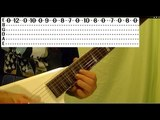 One String Heavy Metal Riffs - EASY! Guitar Lesson - Beginners