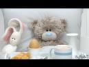 Мишка Тедди заболел мама прислала