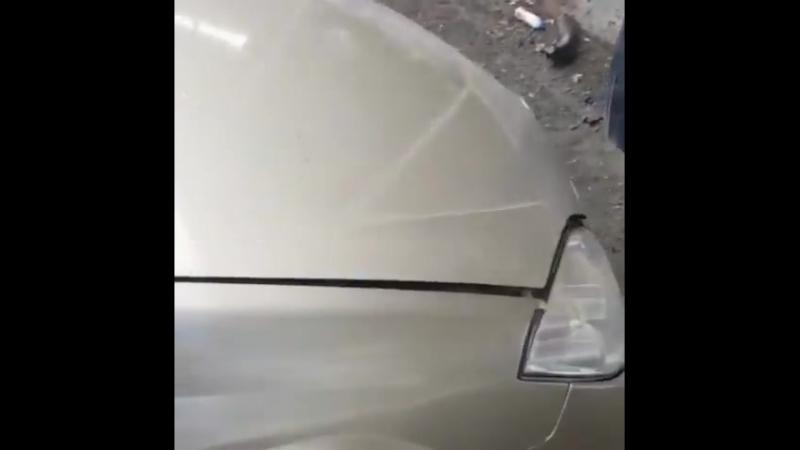 Ниссан Примера видео