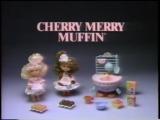 1989 Mattel Cherry merry muffin