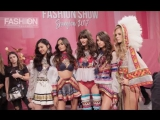 VICTORIA'S SECRET 2017 | Episode 8 - It's Showtime! - Fashion Channel