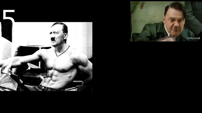 10 еврейских фактов про Гитлера