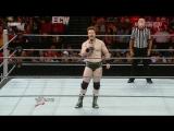 01. WWE Debut Vs. Oliver John ECW 30.06.09