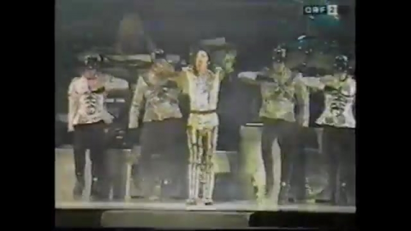 Michael Jackson - Live in Vienna 97, They Dont Care About Us [Pro]