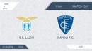 S.S. Lazio 72 Empoli F.C., 7 тур Италия