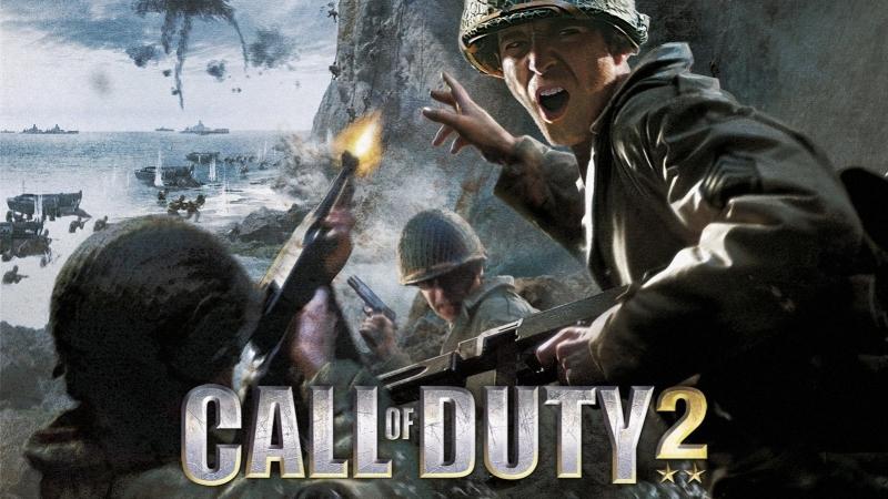 Предпраздничная Call of Duty 2 ЗА ПОБЕДУ Роман DickwadZilla
