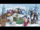 Моя зима в деревне 2018 - детское слайд шоу на заказ