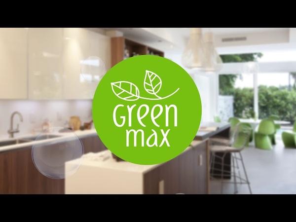 Огляд натуральних і безпечних засобів по догляду за оселею Green Max