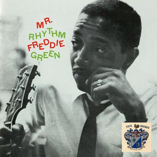 Freddie Green альбом Mr. Rhythm