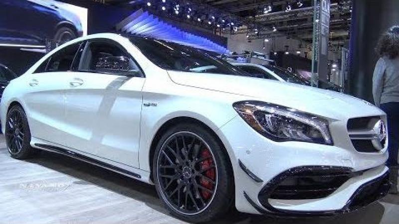2018 Mercedes CLA 45 - Exterior And Interior Walkaround