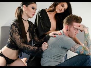 Jessica Jaymes, Silvia Saige [PornMir, ПОРНО ВК, new Porn vk, HD 1080, All Sex, Blowjobs, Threesome]