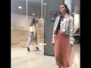 Анастасия Фрейер - выходы на Юная топ-модель 2018